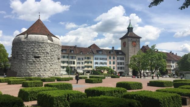 Stadt Solothurn soll ein Parlament erhalten