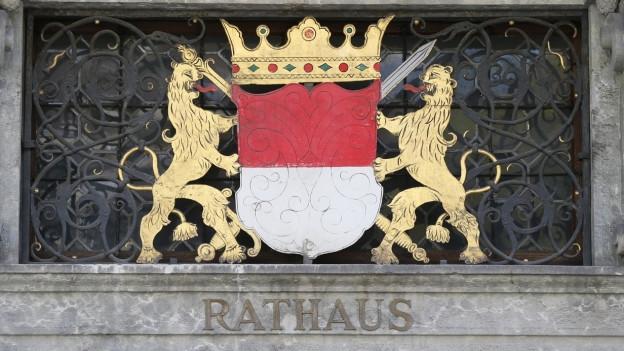 Das Solothurner Rathaus, der Sitz der Kantonsregierung.