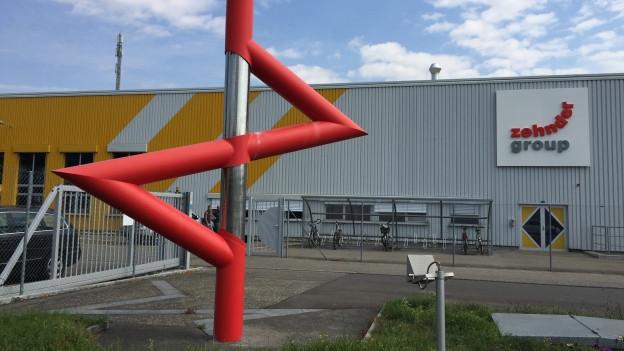 Die Firma Zehnder hat 3400 Mitarbeiter