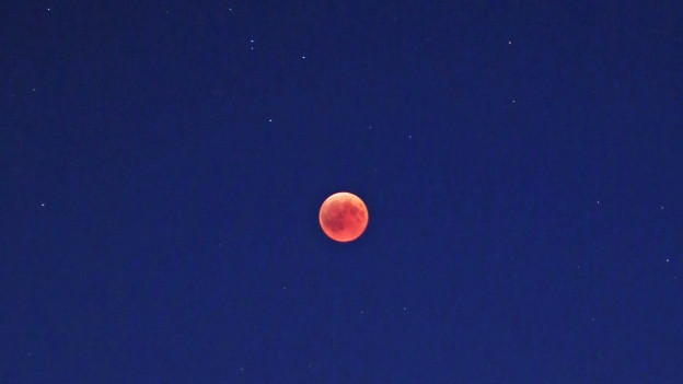 Die Sternwarte Schafmatt bot einen tollen Blick auf die Mondfinsternis am Freitag.