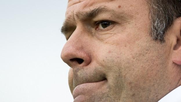 FC-Aarau-Trainer Patrick Rahmen