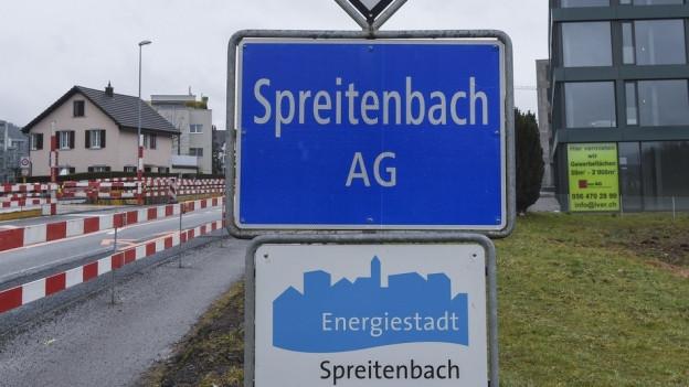 Energiestadt ohne Energie: In Spreitenbach fiel der Strom wieder aus.