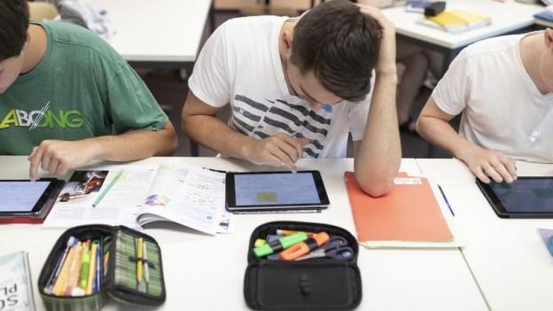 Ein paar Dutzend Aargauer Jugendliche besuchen Gymnasien in Deutschland – ohne viel Bürokratie.