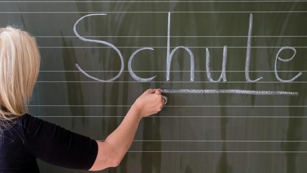 Die Schule im Aargau bleibt eine Baustelle.