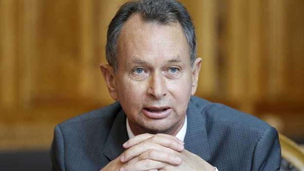 Philipp Müller hört als Aargauer Ständerat auf. Er tritt nicht mehr zu den Wahlen an.
