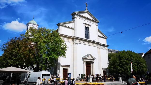 Weisse Kirche.