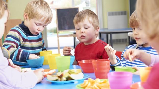 Mittagstische, Kinderkrippen, Tagesfamilien: Wo braucht es was und wo doch nicht?
