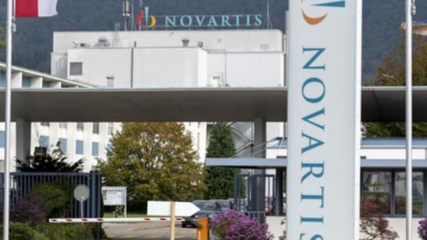 Am Standort Stein will Novartis 750 Stellen abbauen.