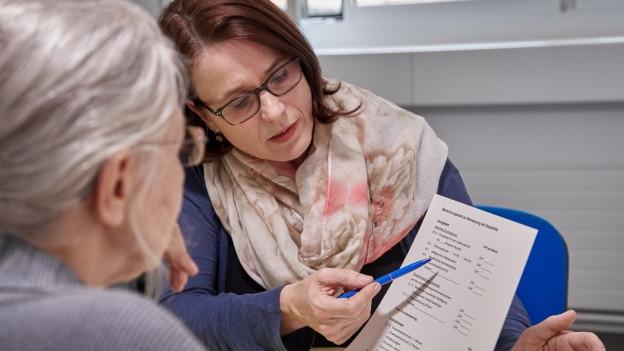 Kanton Solothurn will Arbeitslosigkeit im Alter verringern.