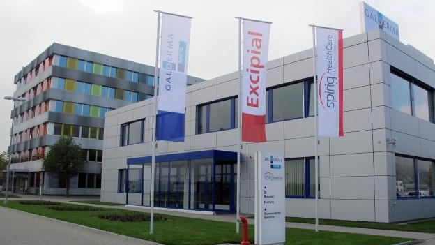 Auf dem Galderma-Areal in Egerkingen gibt es eine neue Industrie-Zukunft.