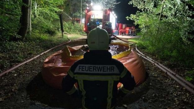 Hunderte Einsatzkräfte proben in Wettingen den Katastrophenfall.