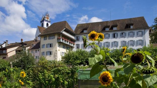 Das Altersheim Golatti in Aarau.