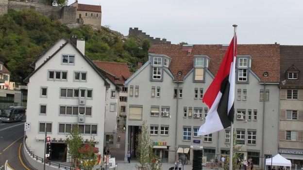 In Baden soll der Steuerfuss von 92 auf 97 Prozent steigen.