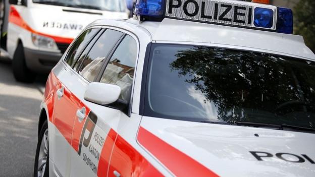 Der Unfall in Deitingen sorgte für Verletzte, Stau und einen Helikoptereinsatz.