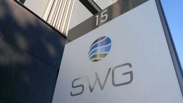 Logo der SWG.