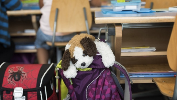 Die Gemeinde Densbüren hat nicht genug Schüler für eine eigene Schule. Behinderte sollen nun helfen.