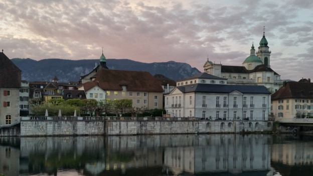 Trauerfeier in der St. Ursen-Kathedrale Solothurn