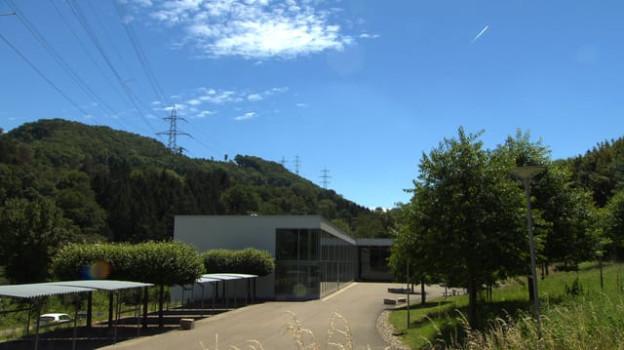 Das Oberstufenzentrum Mumpf.