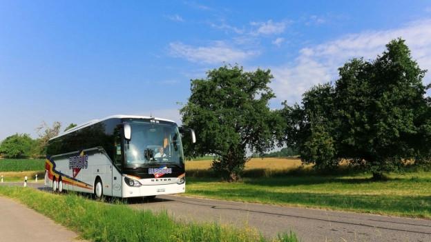 Eurobus passt die nationalen Fernbuslinien an. Nicht alle waren gefragt.