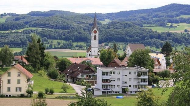 Reitnau ist zusammen mit Attelwil ab Januar fusioniert. Die erste Gemeindeversammlung war ein Erfolg.