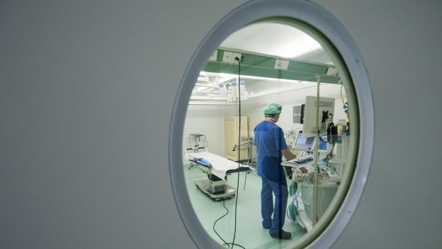 Kanton Aargau geht zu weit bei ambulanten Behandlungen. Das Verwaltungsgericht pfeift ihn zurück.