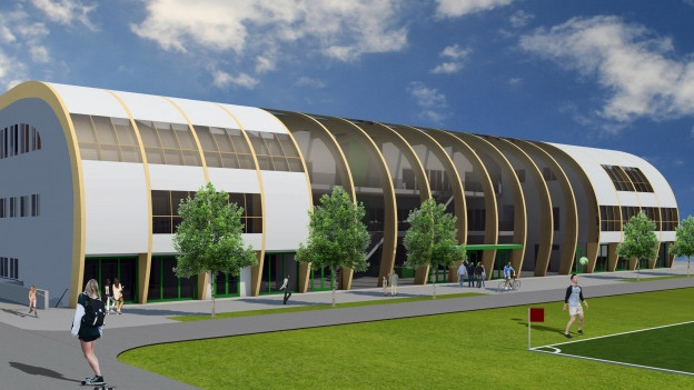 Ein Ballsportzentrum für Olten