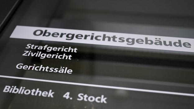 Am Obergericht des Kantons Aargau läuft der Berufungsprozess zum Vierfachmord von Rupperswil.