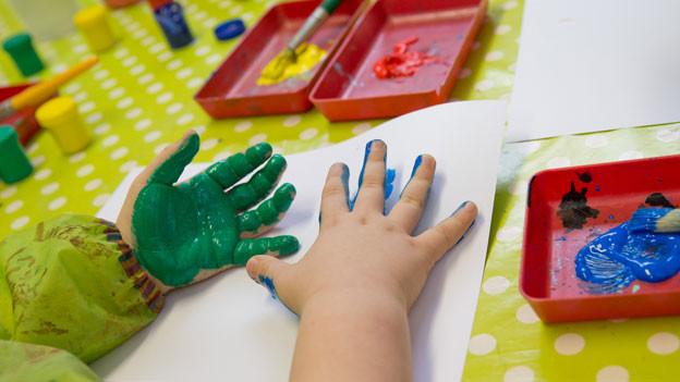 Aarau: Warten auf das Kinderbetreuungs-Reglement.