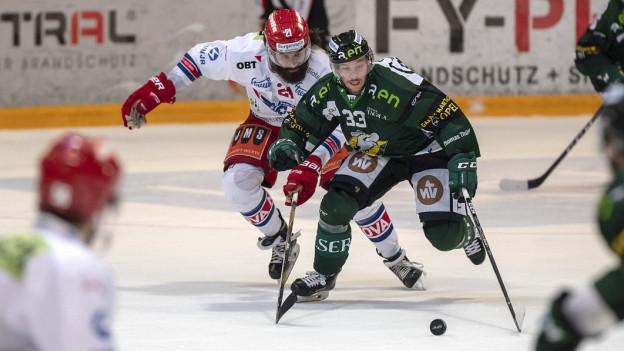 Oltner Parlamentarier sind mit Eishockeyclub unzufrieden