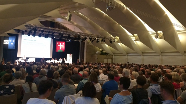 Gemeindeversammlung Suhr