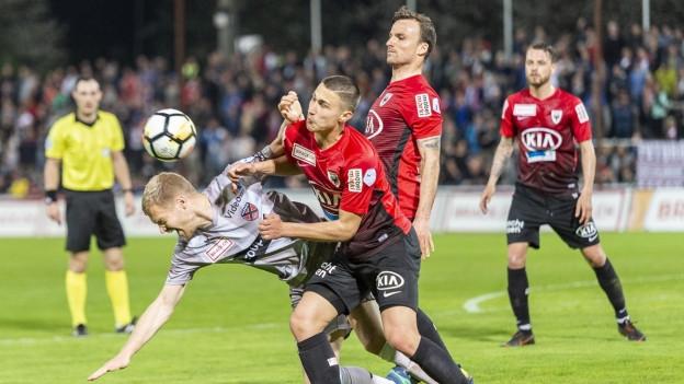 Schicksalsjahr für FC Aarau und Aargauer Fussball