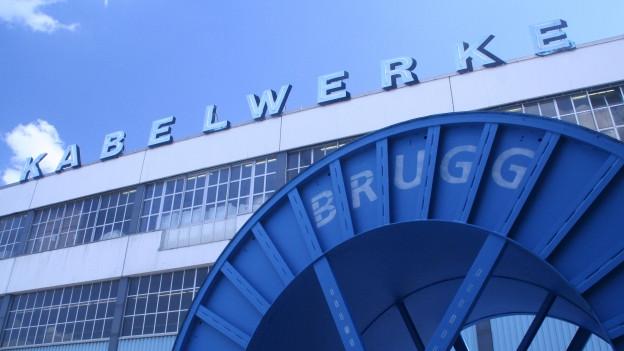 Der Hauptsitz von Brugg Cables in Brugg.