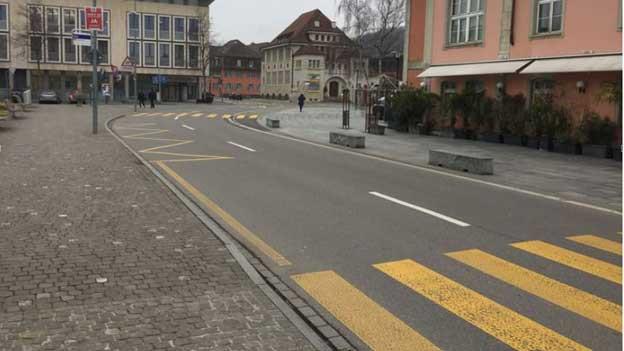 Die Tempo-30-Diskussion in Brugg dreht sich stark um die künftige Anzahl und Position der Fussgängerstreifen.