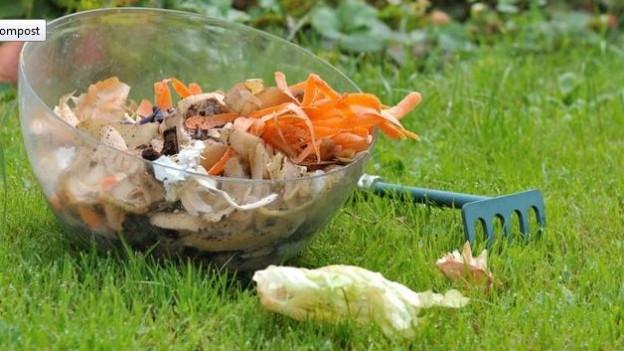 Oftringen möchte kein Plastik mehr im Kompost und greift nun durch.