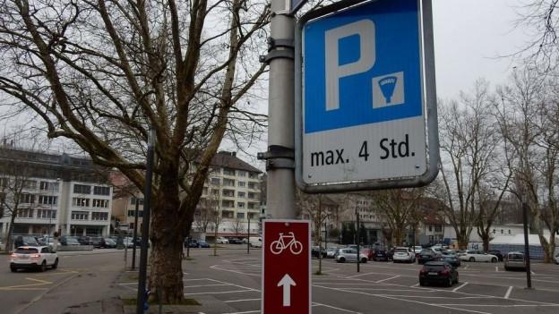 Oltner Stimmvolk lehnt das Parkierungsreglementdeutlich ab.
