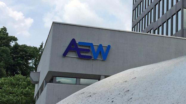 Energieversorger AEW mit tiefstem Gewinn seit Jahren