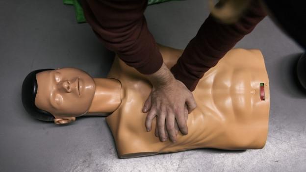 Laien sollen im Kanton Solothurn Leben retten
