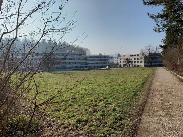 Grundstück Steiacher in Baden Rütihof