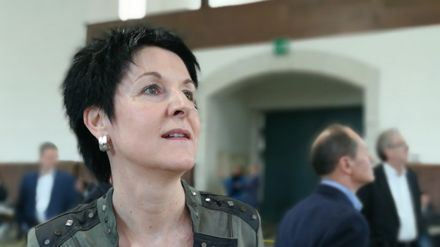 Sandra Kolly, Präsidentin CVP Solothurn