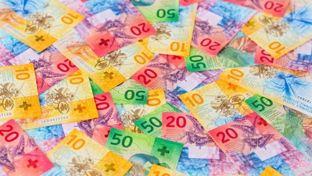 327 Millionen Überschuss für den Aargau