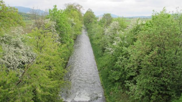 Der Kanton Solothurn will Gewässer wie die Dünnern für die Energiegewinnung nutzen.