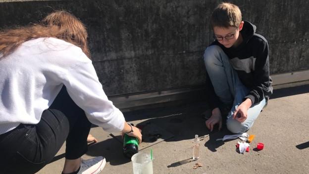 Aargauer Schulprojekt kämpft gegen den Fachkräftemangel.