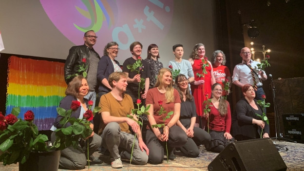 Wurden nominiert: Queer-feministische Kandidierende der SP Aargau