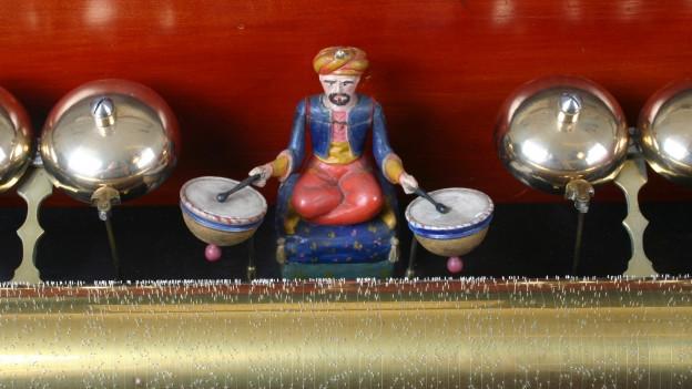 Seit 40 Jahren werden in Seewen alte Musikdosen und Musikautomaten ausgestellt.