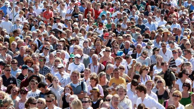 Die Bevölkerung im Kanton Aargau wächst weiterhin stark, aber nicht mehr so stark wie in früheren Jahren.
