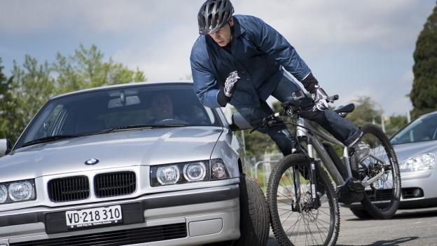 E-Bikes, die früher fahren als erlaubt, sind ein Problem, sagt die Solothurner Polizei.