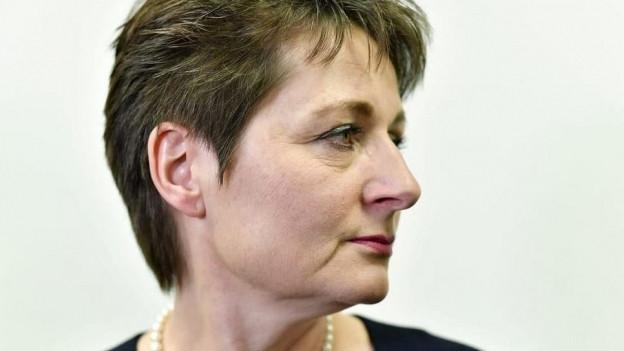 Regierungsrätin Franziska Roth tritt nach einem bitteren Streit aus der SVP aus.