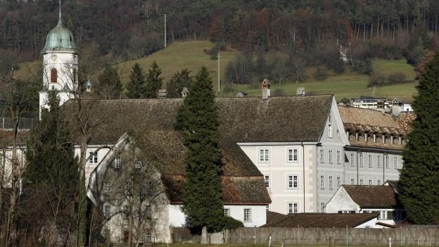 Das Kloster Fahr ist beliebt bei Leuten, die eine Auszeit suchen