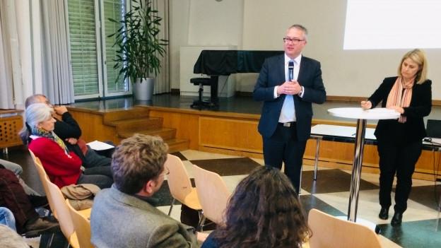 In Solothurn hat die Öffentlichkeit über das neue Kulturleitbild diskutiert