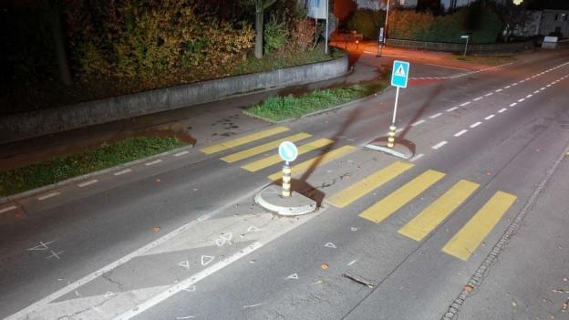 Beim Unfall im November 2017 in Lenzburg kam eine 19-jährige Frau ums Leben.